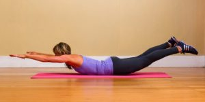 5 simple exercises for the back pain at home