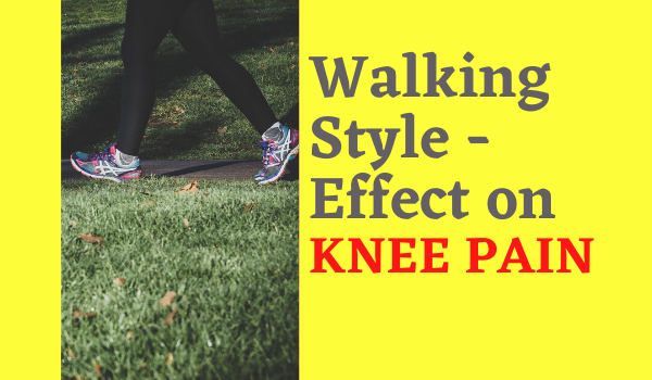 How to Walk Comfortably